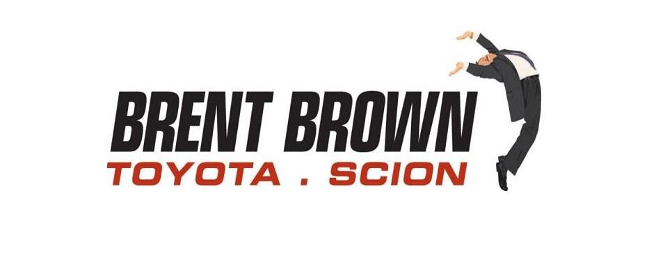 Brent Brown Toyota Logo