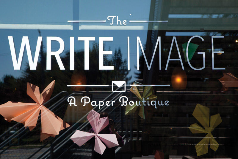 The Write Image Paper Boutique