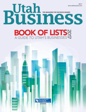 Utah Business Book of Lists 2017