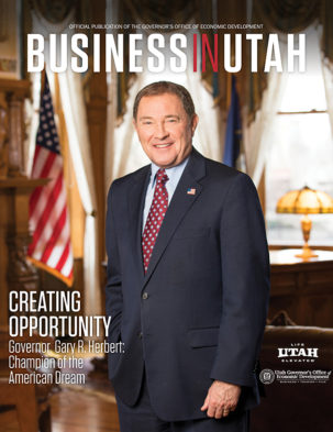 Business in Utah 2017