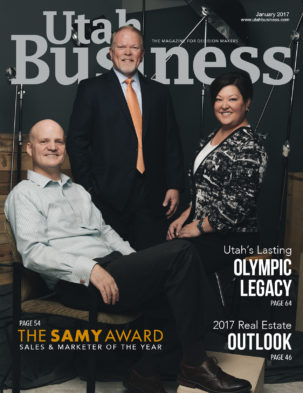 Utah Business January 2017