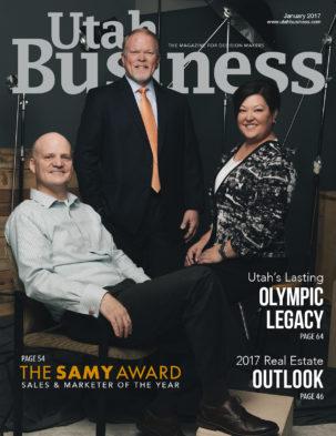 Utah Business January 2017