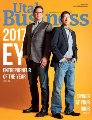Utah Business July 2017 Cover