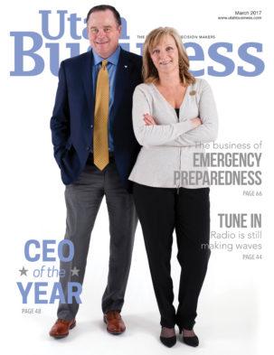 Utah Business March 2017