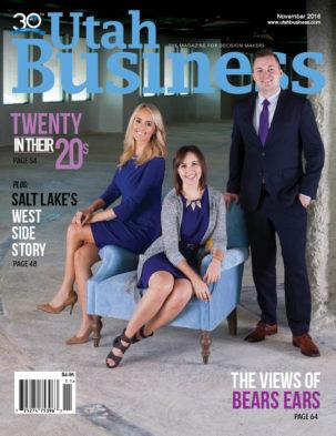 Utah Business November 2016