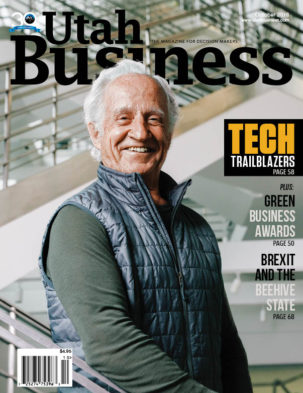 Utah Business October 2016