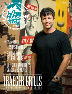 Silicon Slopes Summer 2017 Cover