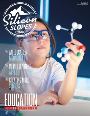 Silicon Slopes Fall 2017 Cover