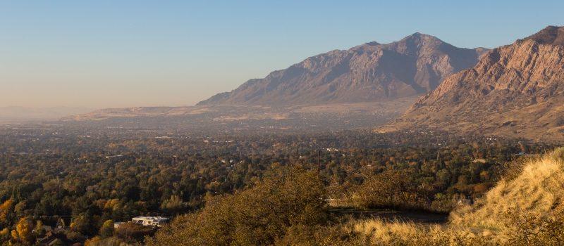 Northern Utah Landscape