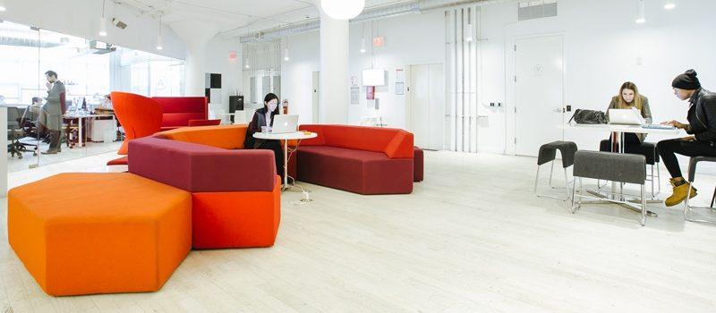 WeWork Office Design
