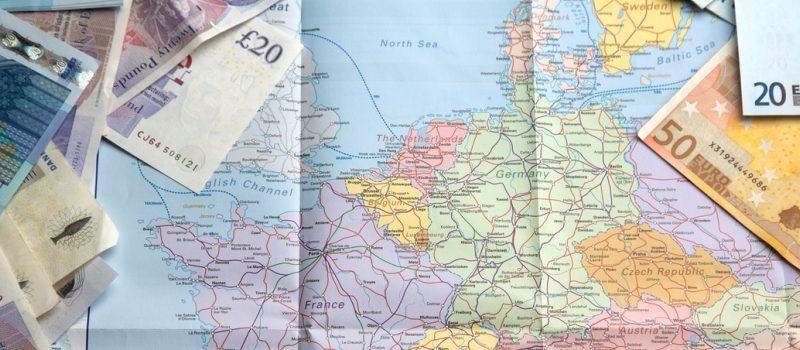 Foreign Trade, Maps, Cash