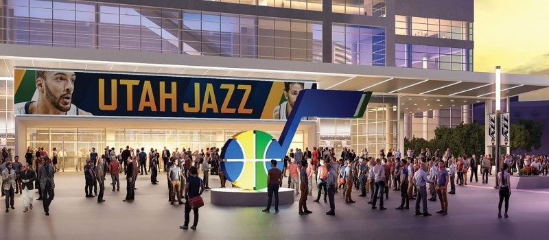 Utah Jazz Vivint Arena