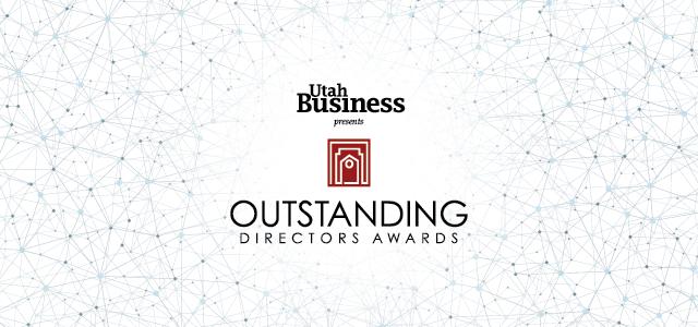 Utah Business Outstanding Directors Awards