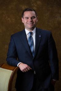 Ben Hart, Governor's Office of Economic Development - Utah Business 2018 Forty Under 40