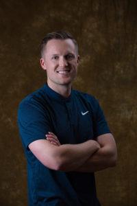 Eric Rea, Podium - Utah Business 2018 Forty Under 40