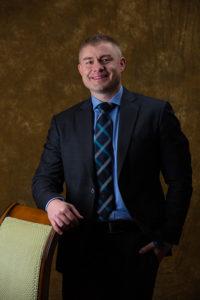 Jeff Steed, Kirton McConkie - Utah Business 2018 Forty Under 40