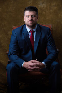 Nick Wood, Newmark Grubb ACRES - Utah Business 2018 Forty Under 40
