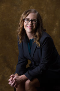 Paige Frame, McKinnon-Mulherin - Utah Business 2018 Forty Under 40