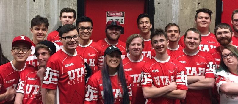 University of Utah Esports