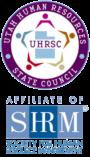 Utah Human Resources State Council, SHRM Logos