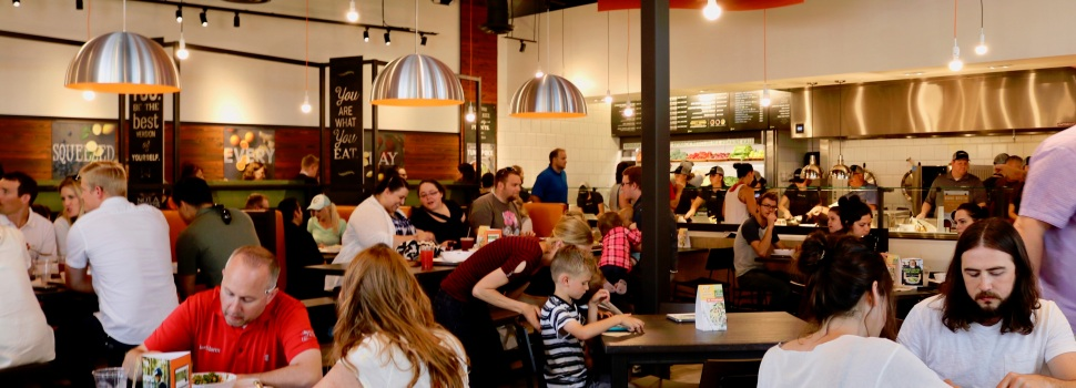 Out To Eat New Restaurant Franchises Are Staking A Claim In