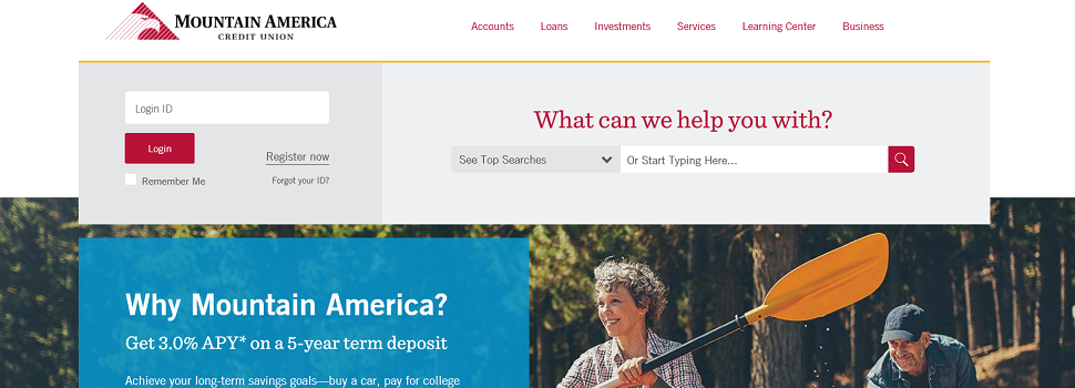 Mountain America Credit Union Launches New Website to Enhance User Experience