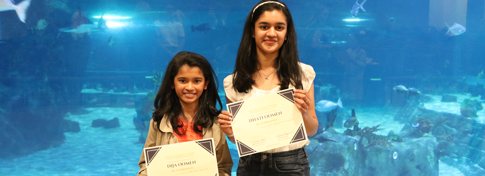 Sisters Win Thousands in Seed Money from Sandy Area Chamber Young Entrepreneurs Academy