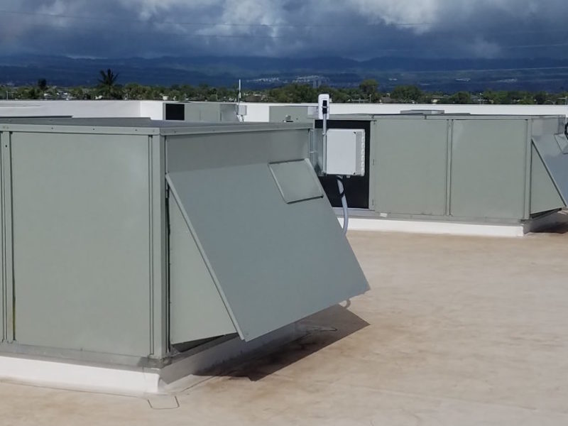 HVAC Rooftop Unit