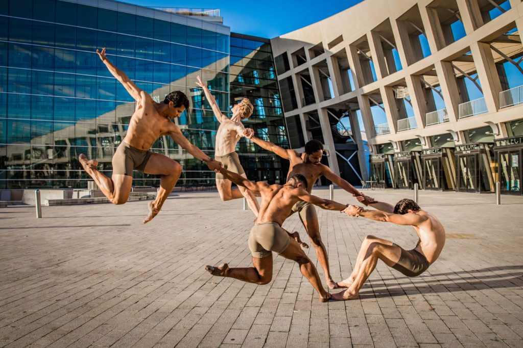 Beau Pearson, a former professional dancer for Ballet West, isn't letting retirement slow him down.