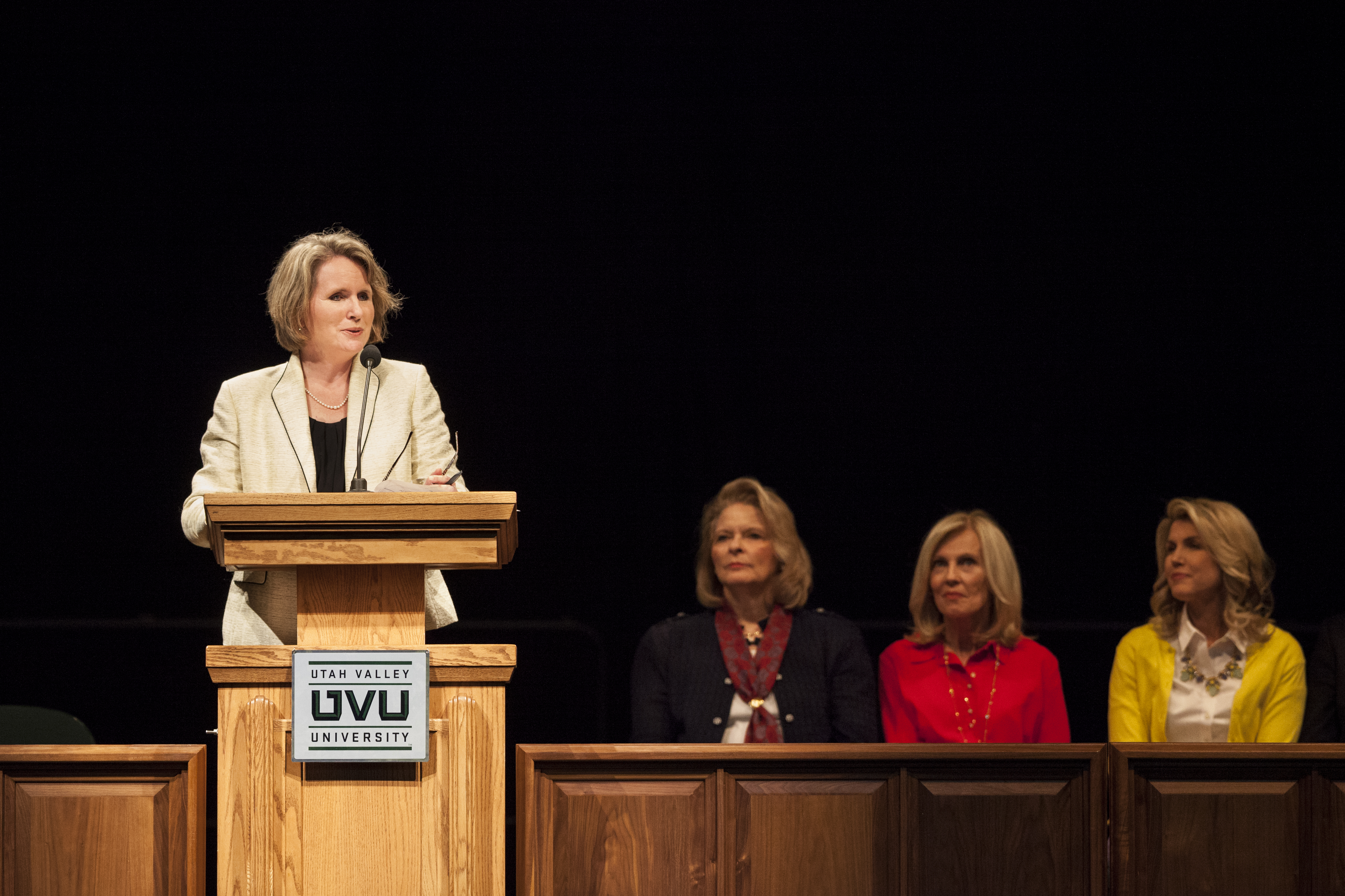 Dr. Susan Madsen and the Utah Women's Leadership Project are doing what they can to change the landscape for Utah women.