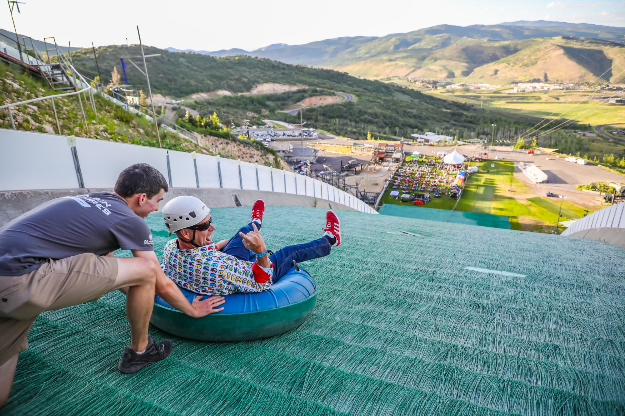Utah Olympic Park has is one of the best places in the entire state to host your next event.