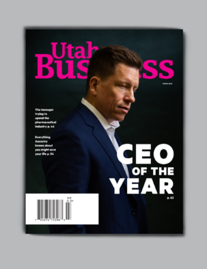 Utah Business Magazine | March 2020