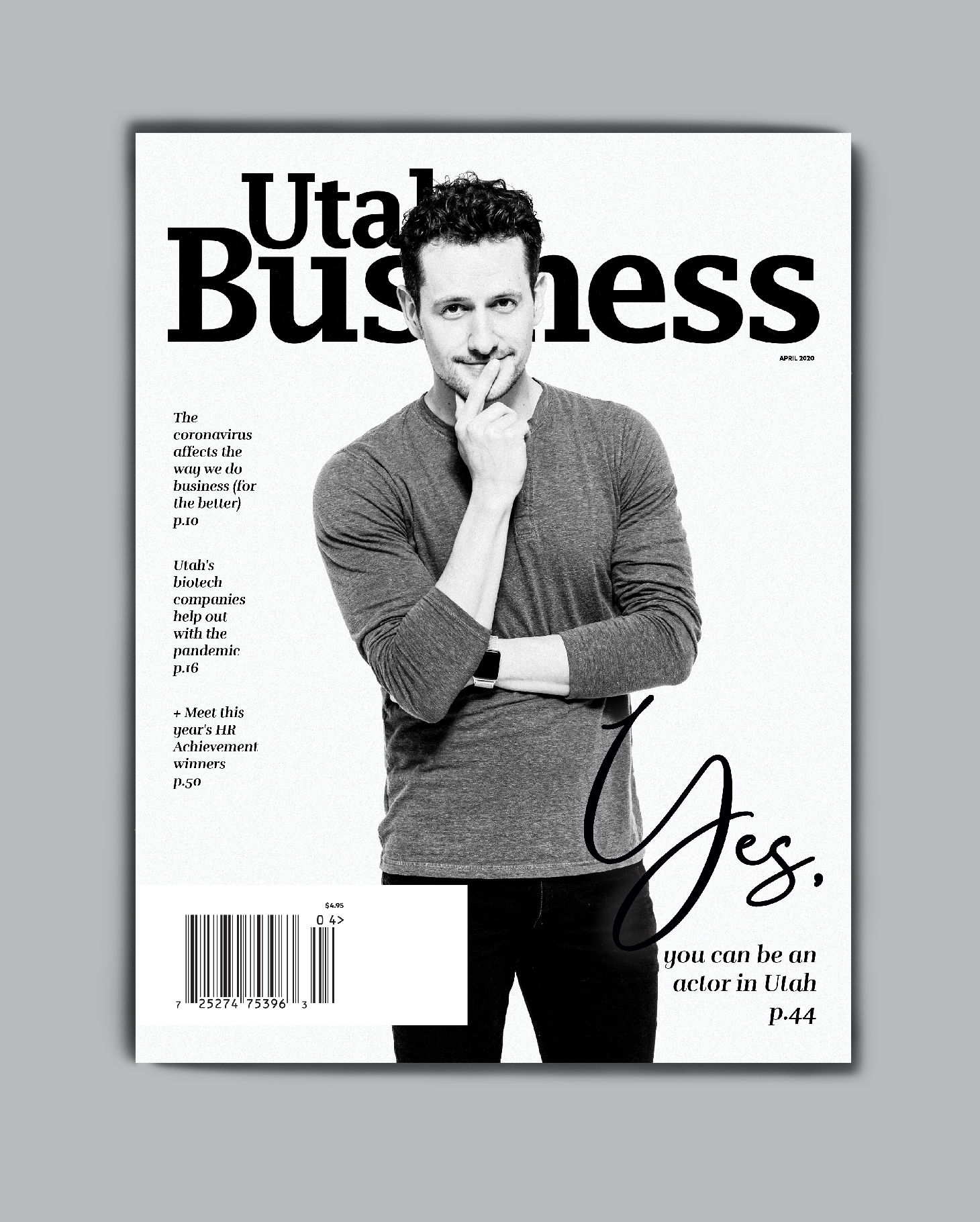 April 2020 Utah Business Magazine Online
