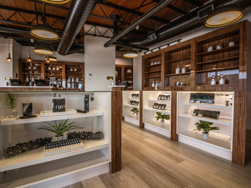 The medical marijuana dispensaries in Utah are open. Here's how they work.