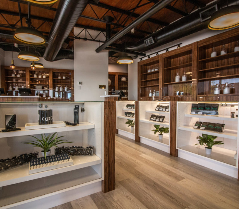 The medical marijuana dispensaries in Utah are open. Here's how they work.