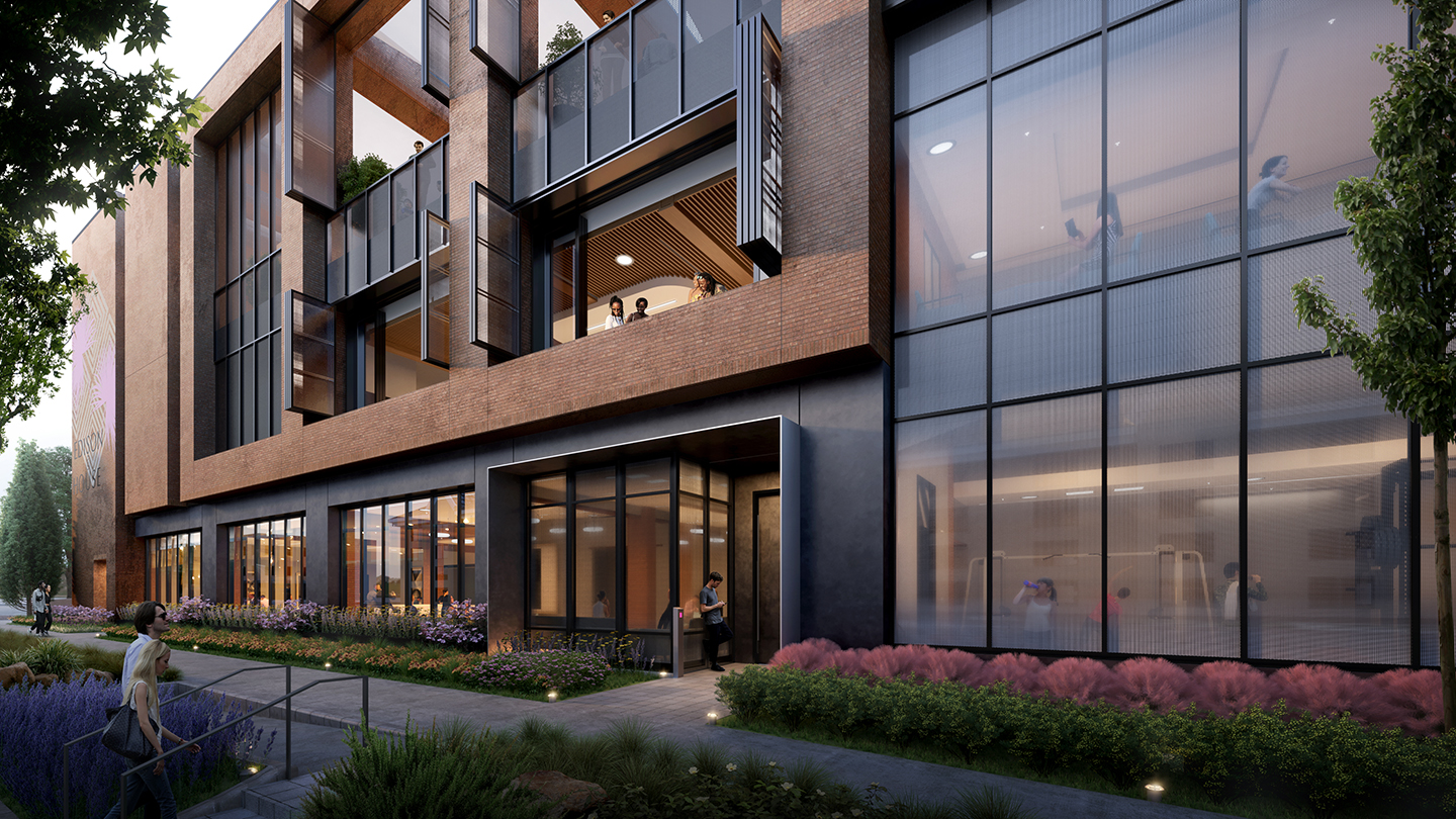 With a rooftop pool, bar, and daily workout classes, Edison House is creating a modern country club for a new generation.