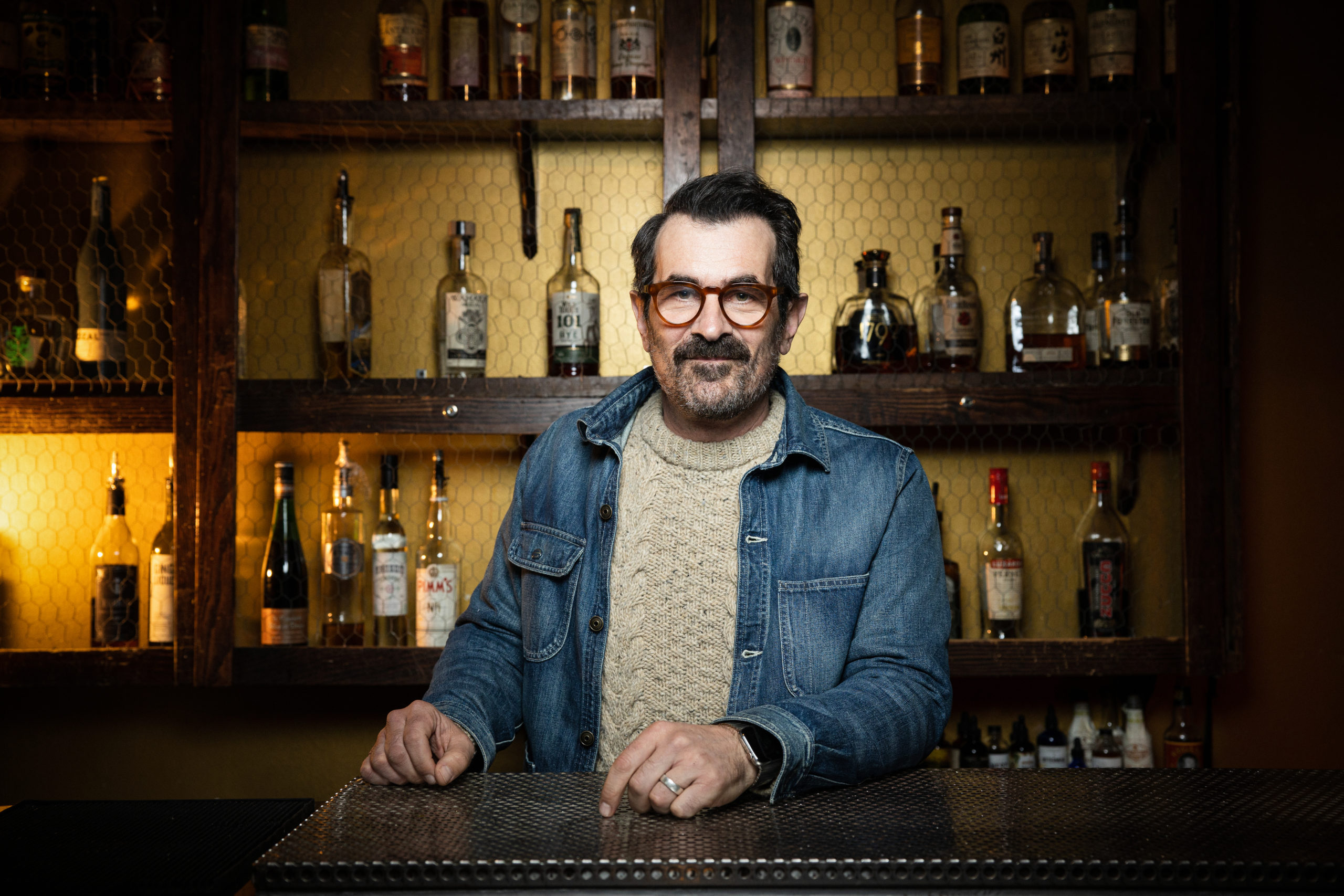 In our latest founders series, Ty Burrell shares his journey from actor to serial bar owner and restauranteur.