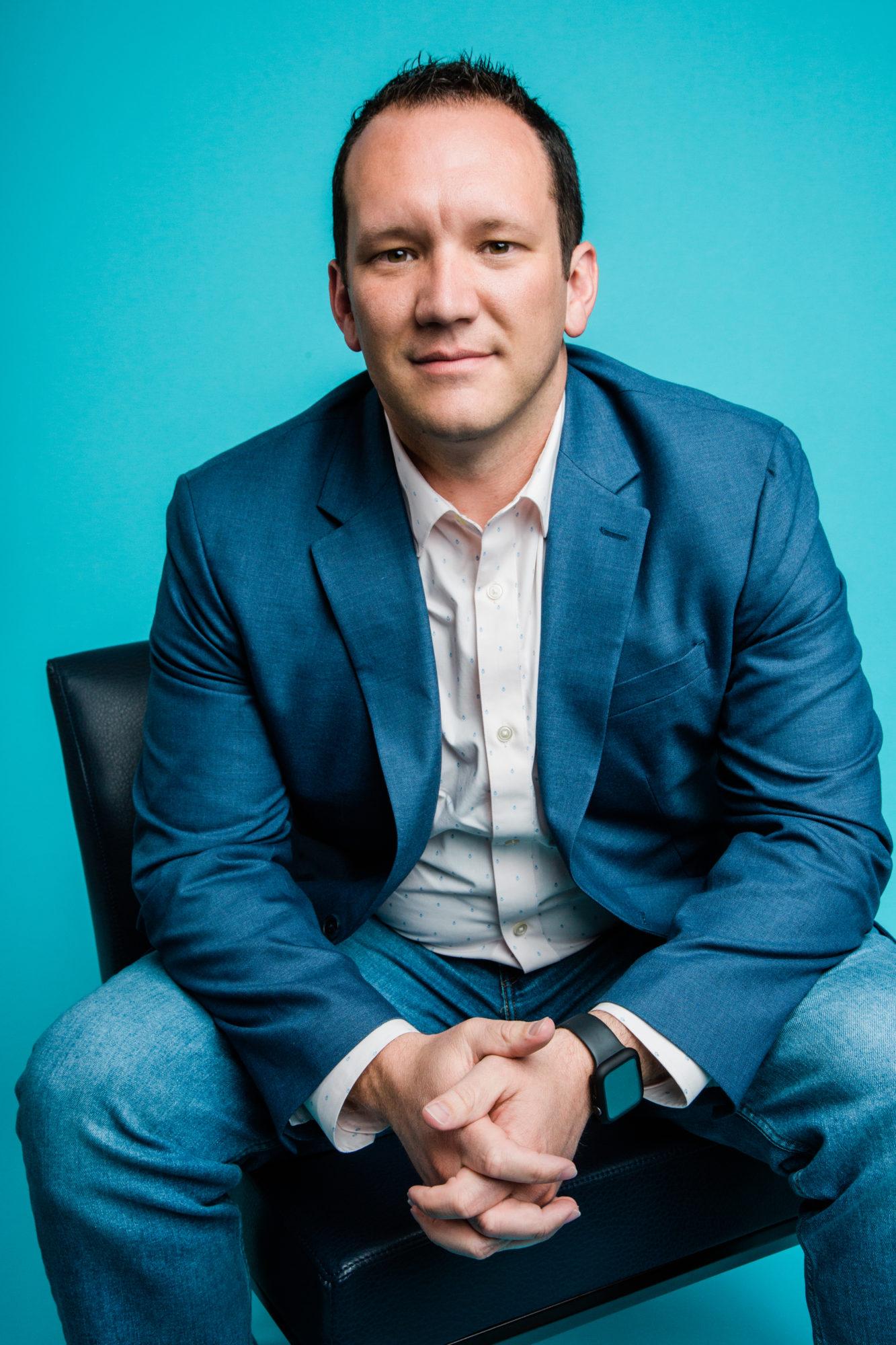 Mark Schow   2021 HR Achievement Awards   Utah Business