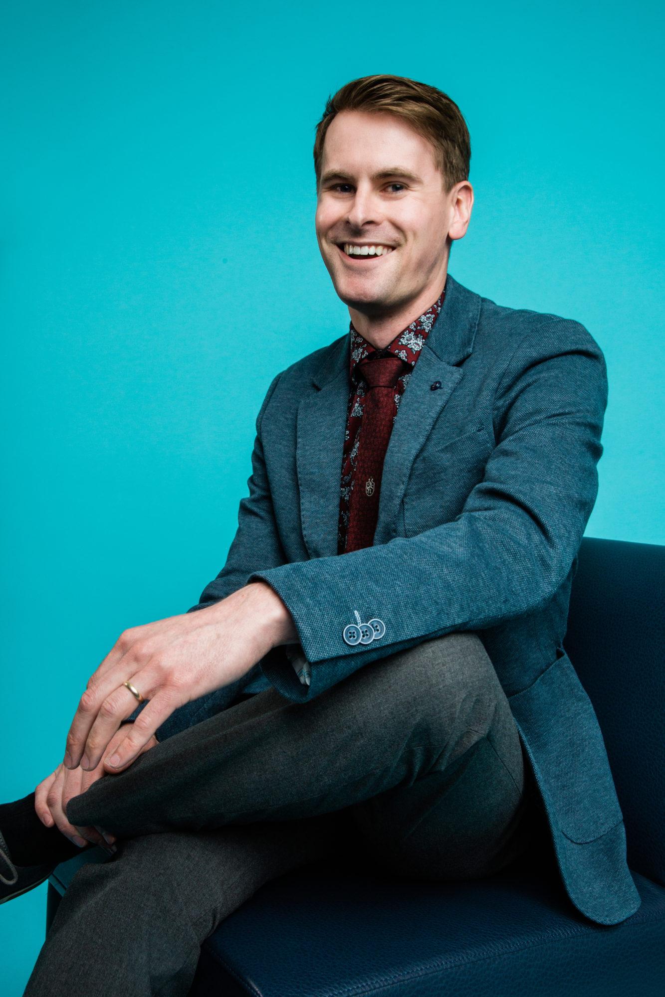 Spencer Vance   2021 HR Achievement Awards Honorees   Utah Business