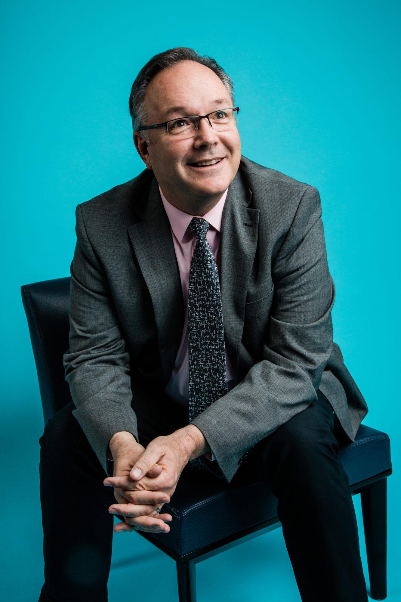 Chad Littlefield   2021 HR Achievement Awards   Utah Business