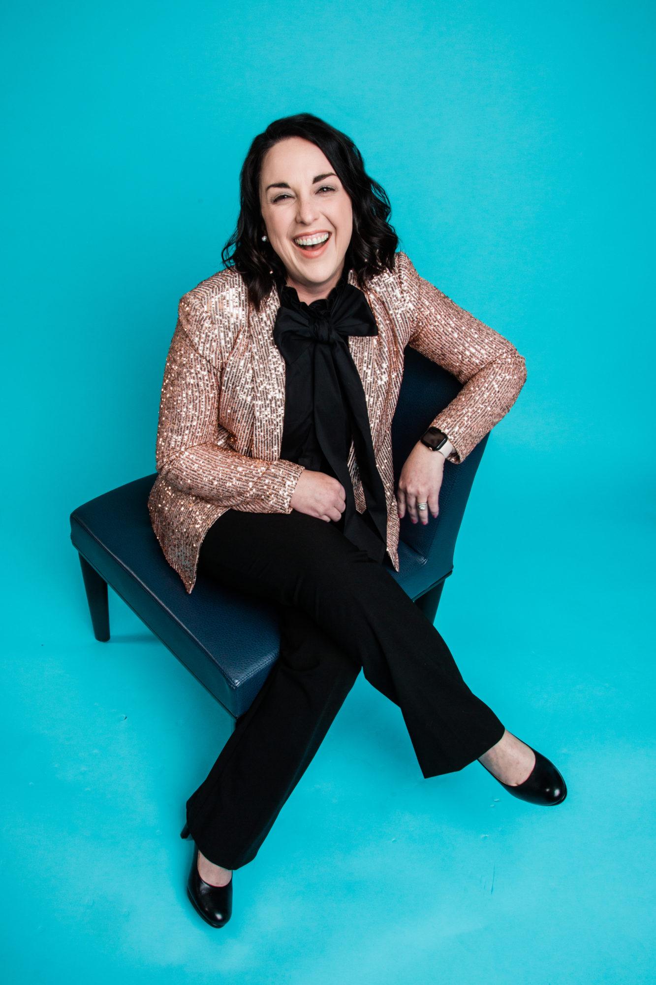 Sarah Sherer   2021 HR Achievement Awards   Utah Business
