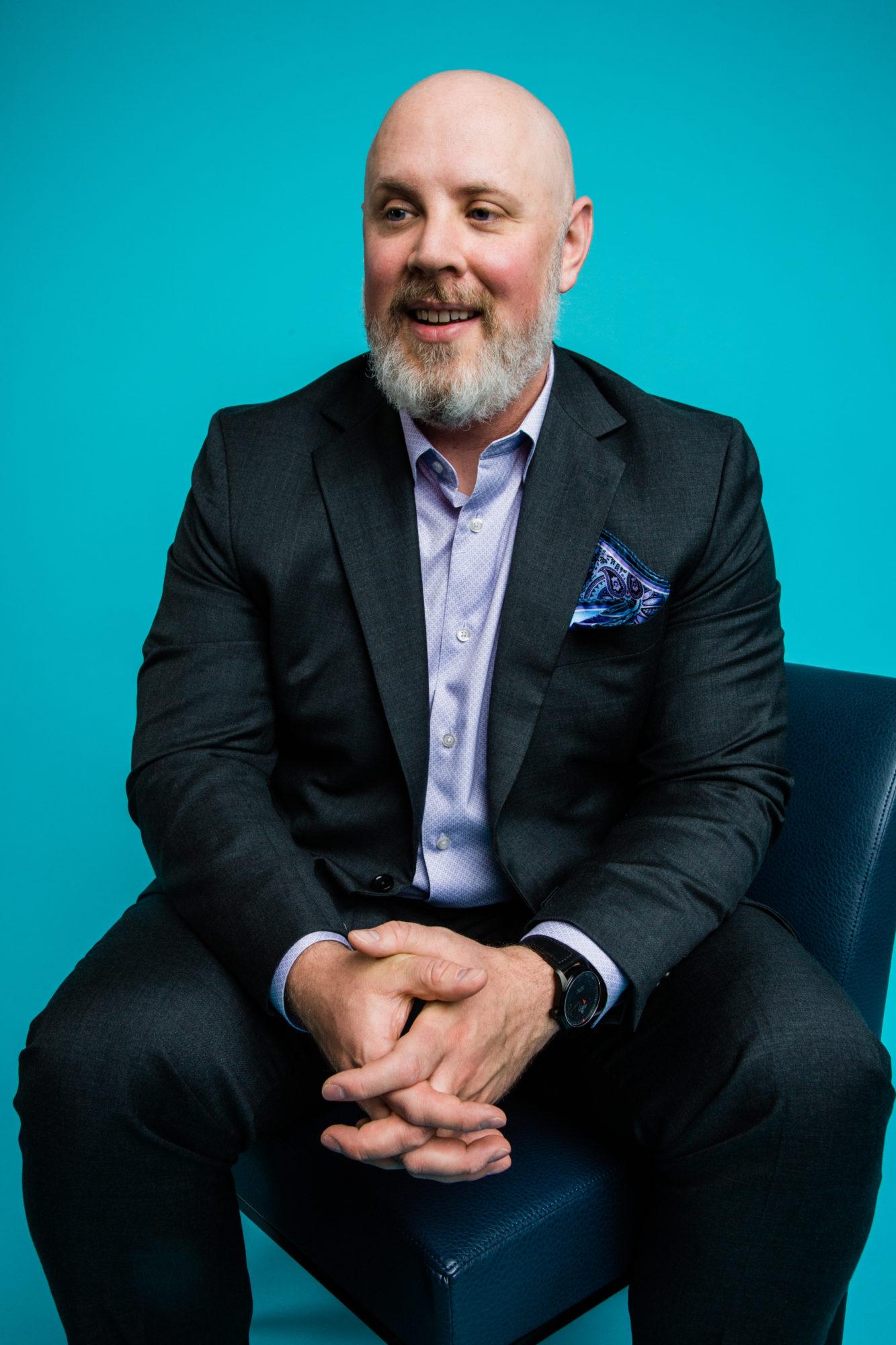 Scott Rafferty   2021 HR Acheivement Awards   Utah Business