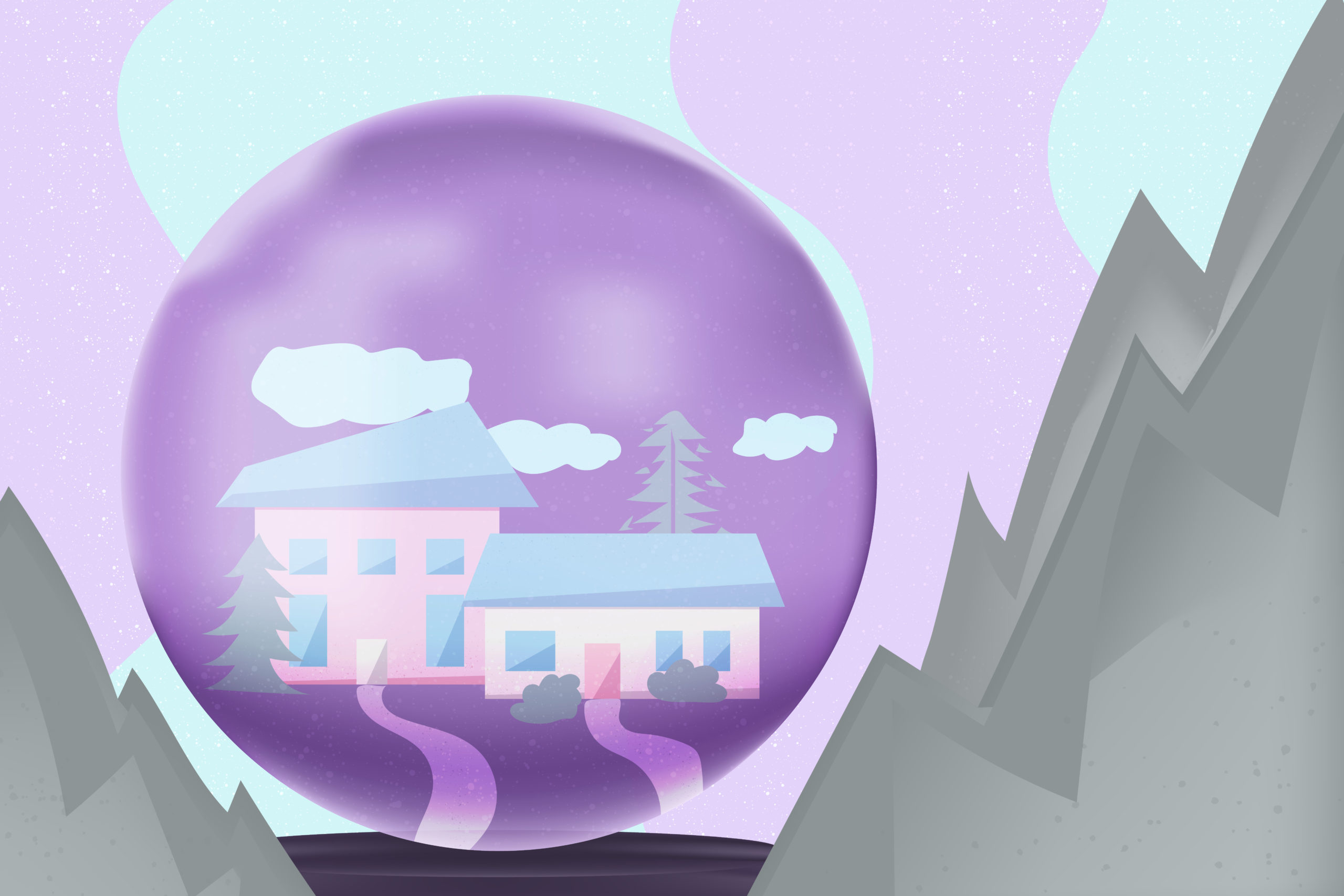 Johnny Hanna of Homie examines the housing market in Utah and whether or not he thinks the real estate bubble will burst.