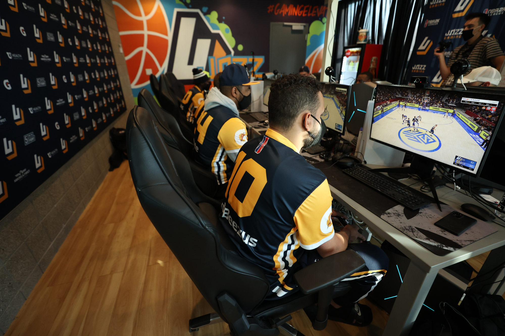 The Jazz Gaming league is having a moment as one of the first eSports teams in Utah.