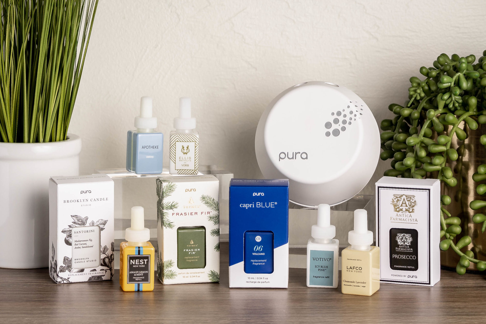 Pura founders Richie Stapler and Bruno Lima share the story of how they founded Pura, one of the world's first fragrance tech companies.