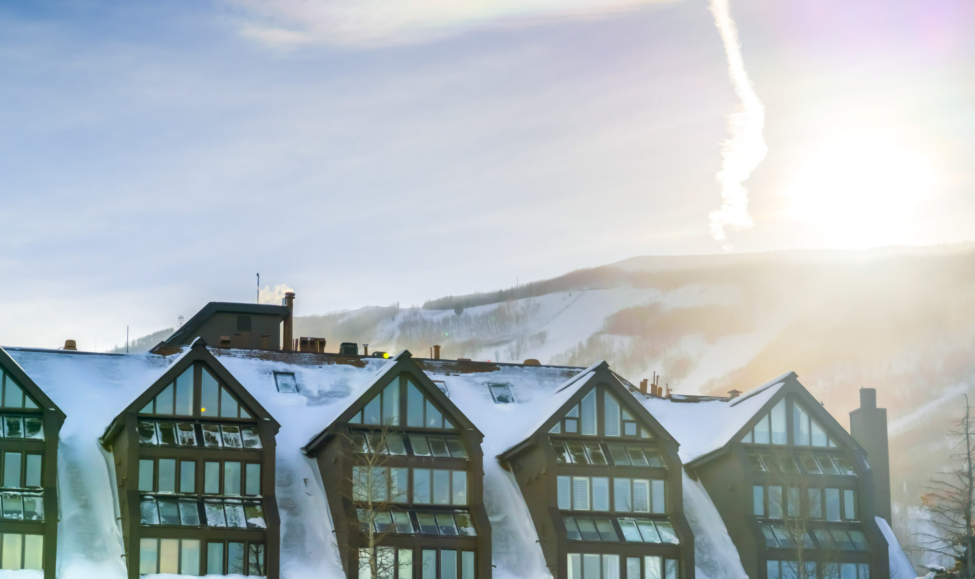 Like other rural mountain towns, Park City real estate is booming. So much so that none of the population can afford to live AND work there.