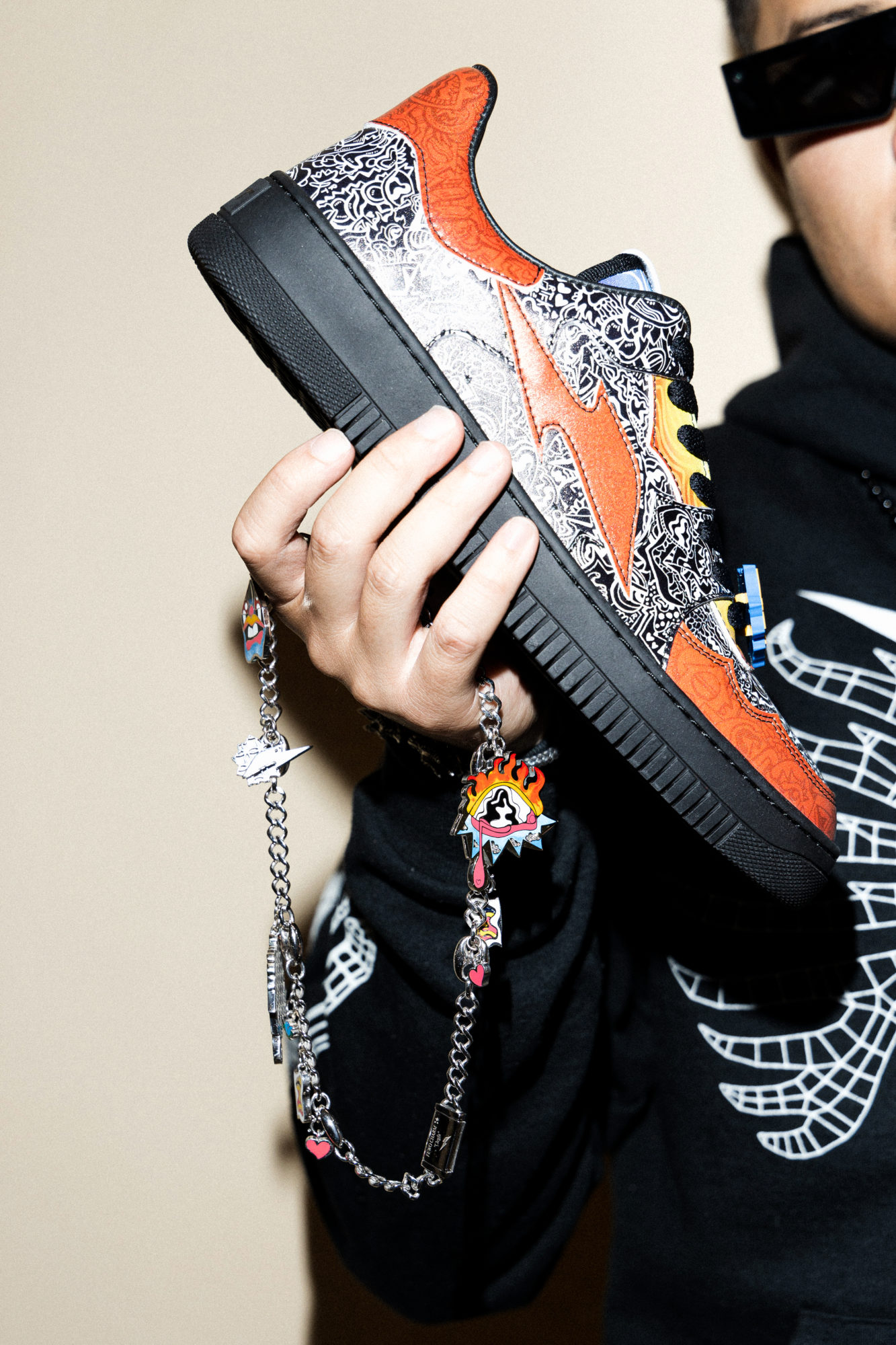 The company sells NFT cybersneakers for $90,000 a pop, attracting an $8.2 million investment round led by Andreesen Horowitz