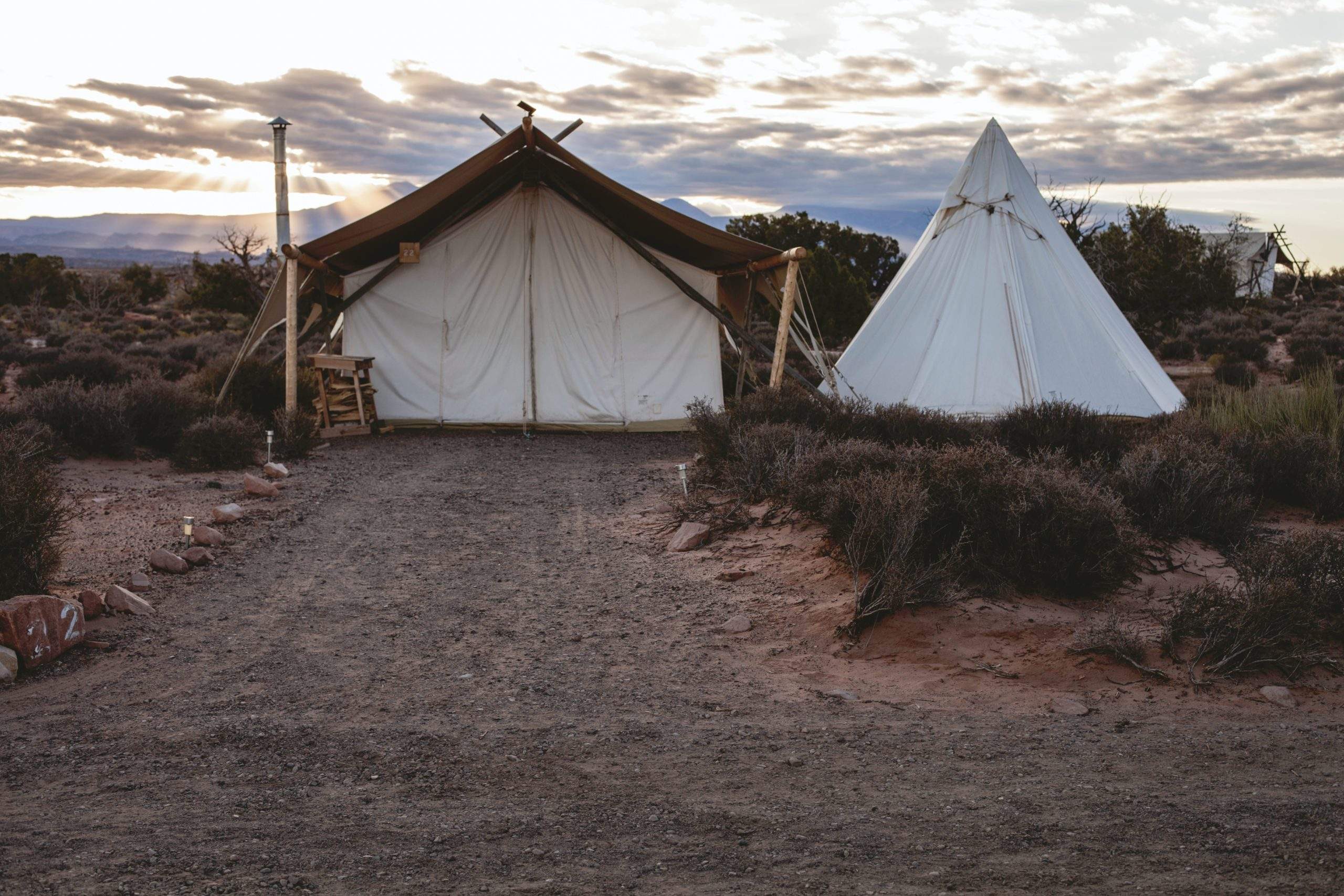Glamping sites in Utah are popping up with vigor, but not every community in the areas affected is thrilled.
